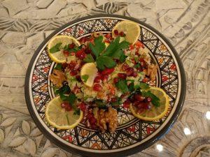 Couscous-Salat Idriss