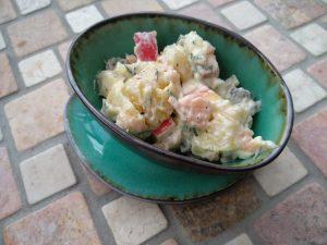 Kartoffel-Lachs-Salat