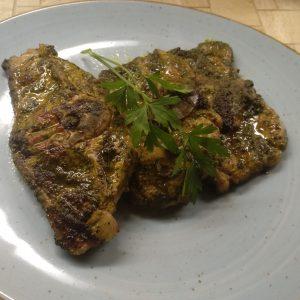 Marokkanische Lammkoteletts
