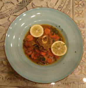 Algerische Lammtagine mit Zitronen