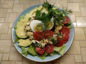 Avocado-Salat Johannesburg