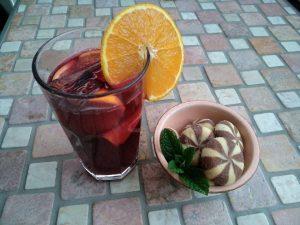 Karkadeh-Mocktail