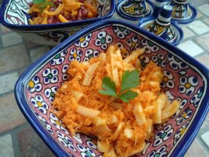 Apfel-Möhren-Salat