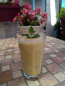 Assir Cho'ch - Pfirsisch-Joghurt-Drink