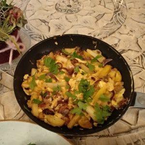 Tiroler Bauernfrühstück